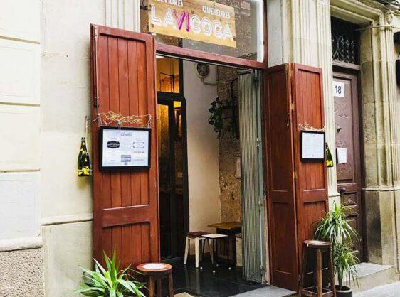 LAVICOCA BAR DE VINS BARCELONA